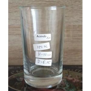 Gelas 150 ml Round Drinking Cup P050