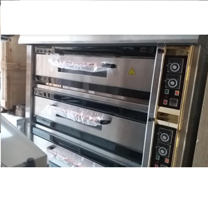 Oven Luxury 3 Dek 12 Loyang