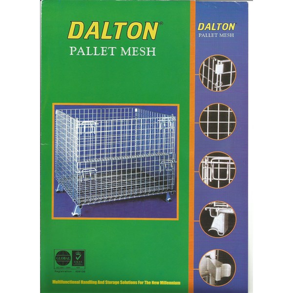 Pallet Mesh Type Stocky 7
