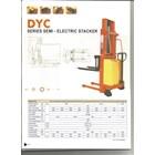 Semi Electric Hand Stacker Dalton DYC Bergaransi REsmi 3