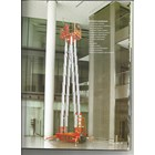Distributor Scissor Lift Work Platform 4