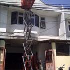 Distributor Scissor Lift Work Platform 5