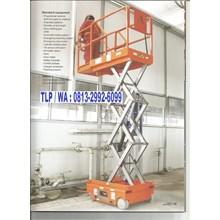 Distributor Scissor Lift Work Platform