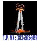 Agen Resmi Man Lift Hydroulic GTWY  Type Double Mesh Dingli 1