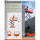 Agen Resmi Man Lift Hydroulic GTWY  Type Double Mesh Dingli 3