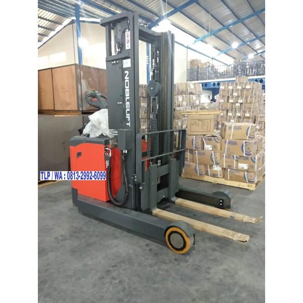 Forklift Electric Noblelift Bergaransi 3 Tahun 081329926099