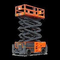 scissor lift murah 12 meter