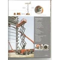 Jual  Tangga Aluminium 12 Meter Harga Murah 2