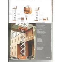 Distributor Tangga Hydroulic  Nobelift Type SC Bergaransi 3 Tahun 3