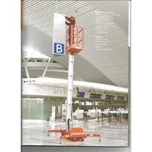 GTWY Electric Type Aluminum Hidrolik Ladder
