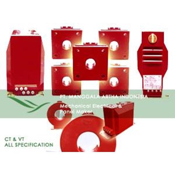 Trafo Instrument CT dan VT