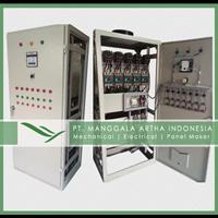 Panel Capacitor