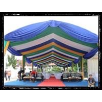 Plafon Dekor Tenda Pesta 1