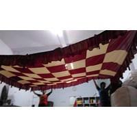 Distributor Plafon Dekorasi Tenda Pesta Model Catur 3