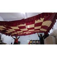 Beli Plafon Dekorasi Tenda Pesta Model Catur 4