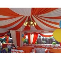 Plafon Dekorasi Tenda Pesta Model Balon 1