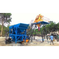Jual Batching Plant Mini Hzs25