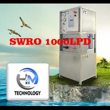 MESIN SWRO 63LTR/HOUR