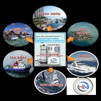 MESIN RO SEAWATER 5000 LTR/ HARI COMPLETE SET 1