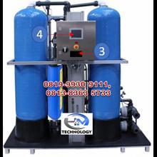 Demineralisasi Unit 10.000 Liter Perday