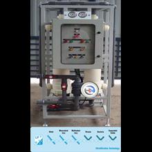 Ultrafiltrasi 5M3 Perjam (PAN/ PP HF-UF)