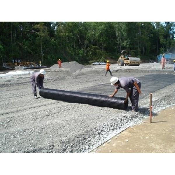 Geogrid Biaxial 40 k/N