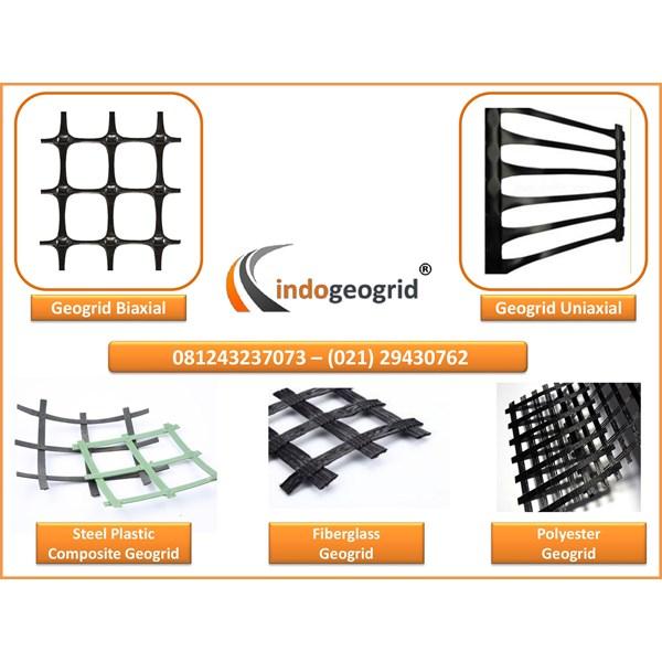 Geogrid Biaxial 30 k/N