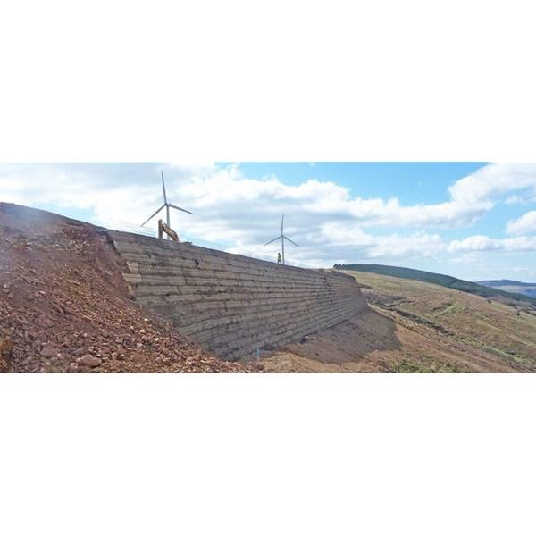 Geogrid Biaxial  - 25 k/N