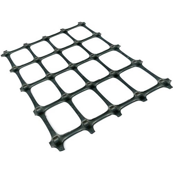 geogrid biaxial pp pet