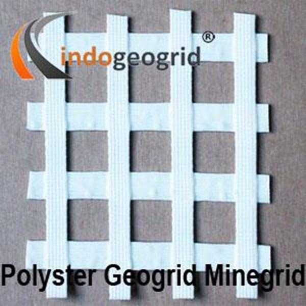 Geogrid untuk Pertambangan