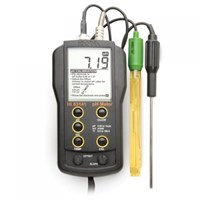 Jual pH + ORP Portable Meter Hanna