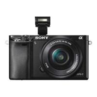 Kamera Digital Mirrorless Sony A6000 Kit 16-50Mm Hitam Murah 5