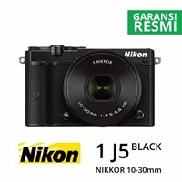 Kamera Digital Mirrorless Nikon 1 J5 Kit 10-30Mm Hitam 1