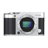 Distributor Kamera Digital Mirrorless Fujifilm Xa3 Kit 16-50Mm Silver 3