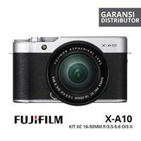 Kamera Digital Mirrorless Fujifilm X-A10 Kit Xc 16-50Mm F/3.5-5.6 Ois Ii 1