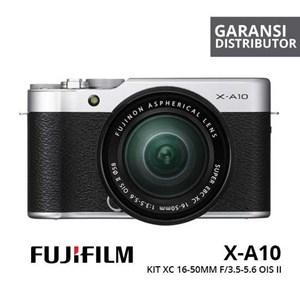 Kamera Digital Mirrorless Fujifilm X-A10 Kit Xc 16-50Mm F/3.5-5.6 Ois Ii