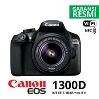 Jual Kamera Digital Dslr Canon Eos 1300D Kit Ef S18-55 Is Ii