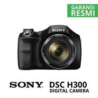 Kamera Digital Cyber-Shot Sony Dsc H300 Hitam