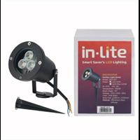 Lampu Taman Led In-Lite  Outdoor Ingl007 - 3 Watt