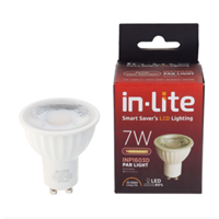 Lampu Par Led In-Lite  Inp1603d - 7Ww 1