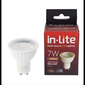 Lampu Par Led In-Lite  Inp1603d - 7Ww
