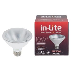 Lampu Par Led In-Lite Inp3001 - 10Cd - Cooldaylight
