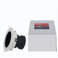 Lampu Par Led In-Lite Inpc1032- White & Black 1