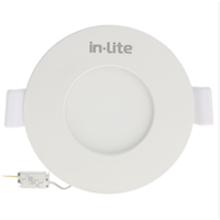 Lampu Panel Led In-Lite Inps626r - 3Cw Kuning 1