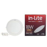 Lampu Panel Led In-Lite Inps626r - 18 Cw Kuning 1