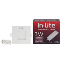 Lampu Panel Led In-Lite Inps626s - 3Cd Putih 1
