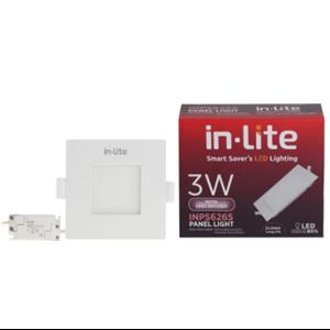 Lampu Panel Led In-Lite Inps626s - 3Cd Putih