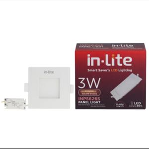 Lampu Plafon Panel Led In-Lite Inps626s - 3Ww Kuning
