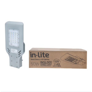 Lampu Jalan LED In-Lite INSL001-50CW-6500K