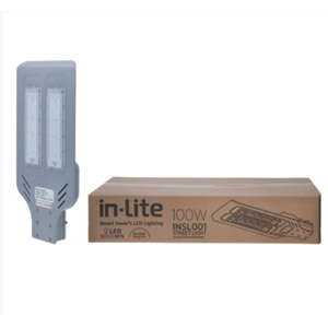 Lampu Jalan LED In-Lite INSL001-100CW - Mixed